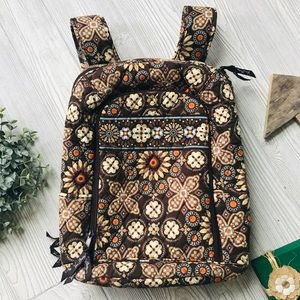 Vera Bradley Backpack /Canyon Pattern *RETIRED*